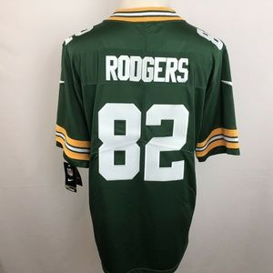 Green Bay Packers Richard Rodgers 82 Nike Jersey